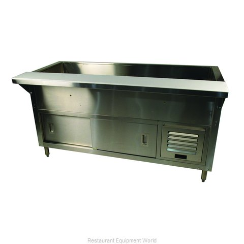 Advance Tabco MACP-3-DR Serving Counter, Cold Food