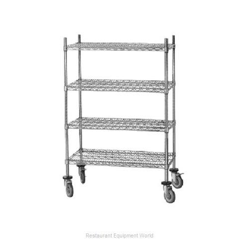 Advance Tabco MC-2460P Cart, Stem Caster
