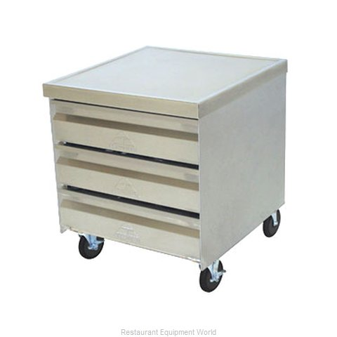 Advance Tabco MDC-4-2020 Mobile Drawer Cabinet