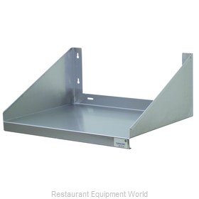 Advance Tabco MS-24-36 Microwave Oven, Shelf