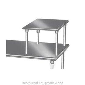 Advance Tabco MST-24-24 Overshelf, Table-Mounted