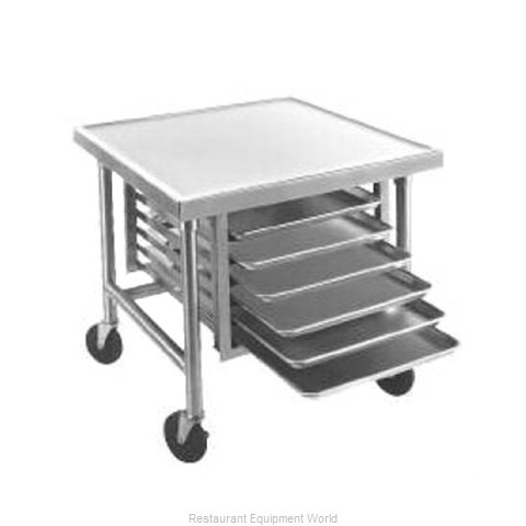 Advance Tabco MT-MS-300 Equipment Stand, for Mixer / Slicer