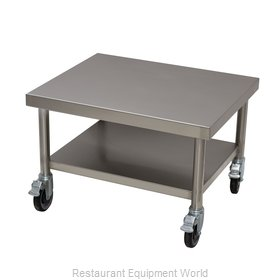 Advance Tabco MT-SS-250C-X Equipment Stand, for Mixer / Slicer