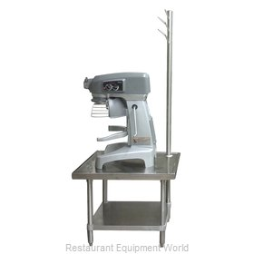 Advance Tabco MX-GL-303 Equipment Stand, for Mixer / Slicer