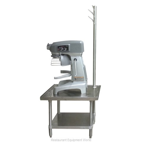 Advance Tabco MX-SS-242 Equipment Stand, for Mixer / Slicer