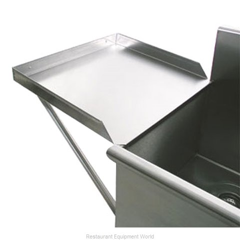 Advance Tabco N-54-24-X Drainboard, Detachable (Magnified)