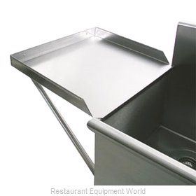 Advance Tabco N-54-24-X Drainboard, Detachable