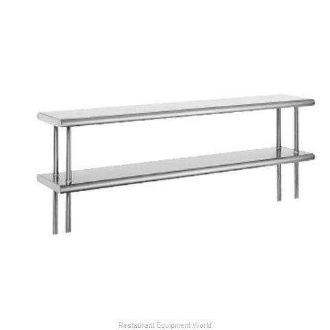 Advance Tabco ODS-12-36 Overshelf, Table-Mounted