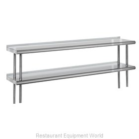 Advance Tabco ODS-12-60R Overshelf, Table-Mounted