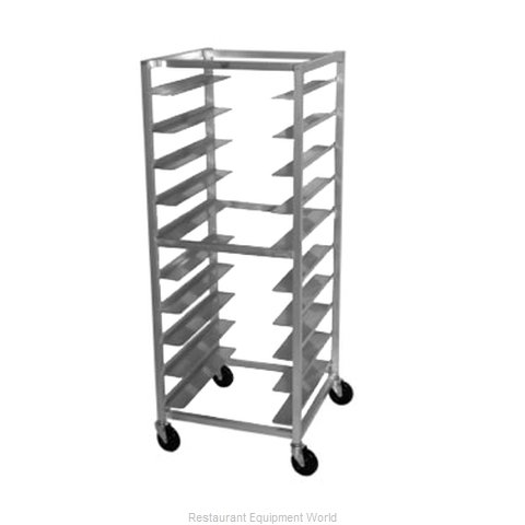 Advance Tabco OT20-3 Oval Tray Storage Rack, Mobile