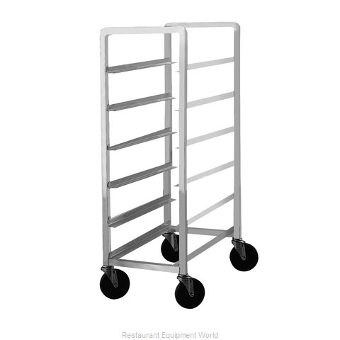 Advance Tabco PL6-12 Platter Rack, Mobile
