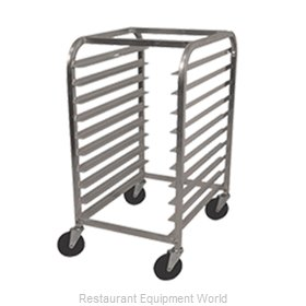 Advance Tabco PR10-3W-1X Pan Rack, Bun