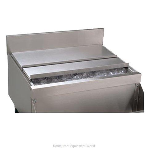 Advance Tabco PRA-SSC-24 Underbar Ice Bin Cover