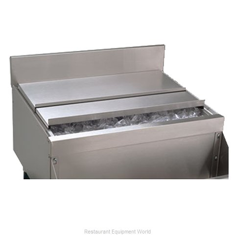 Advance Tabco PRA-SSC-48 Underbar Ice Bin Cover