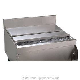 Advance Tabco PRA-SSC-48 Underbar Ice Bin Cover