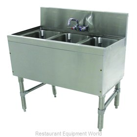 Advance Tabco PRB-19-33C Underbar Sink Units