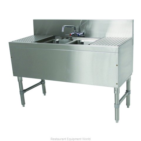 Advance Tabco PRB-19-42C Underbar Sink Units