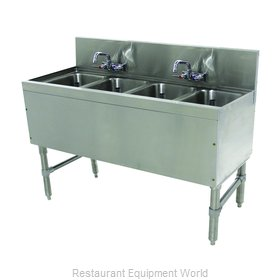 Advance Tabco PRB-19-44C Underbar Sink Units
