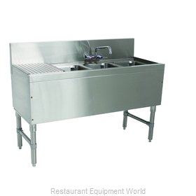 Advance Tabco PRB-19-53R Underbar Sink Units