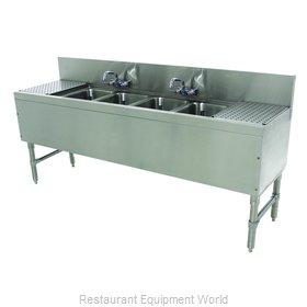 Advance Tabco PRB-19-84C Underbar Sink Units