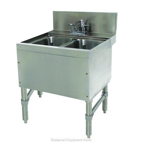 Advance Tabco PRB-24-22C Underbar Sink Units