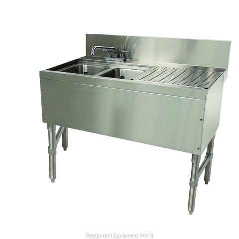 Advance Tabco PRB-24-32L Underbar Sink Units