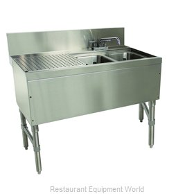 Advance Tabco PRB-24-32R Underbar Sink Units