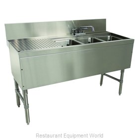 Advance Tabco PRB-24-43R Underbar Sink Units