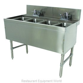 Advance Tabco PRB-24-44C Underbar Sink Units
