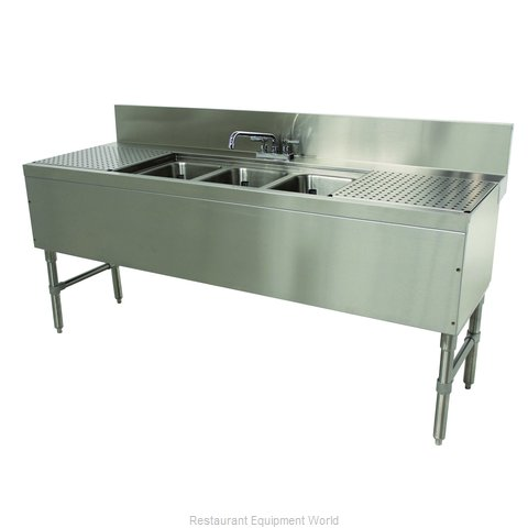 Advance Tabco PRB-24-83C Underbar Sink Units