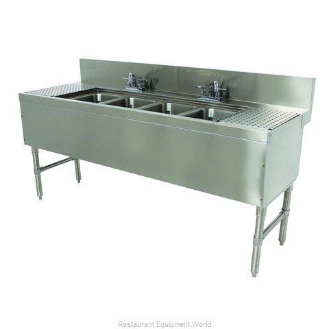 Advance Tabco PRB-24-84C Underbar Sink Units