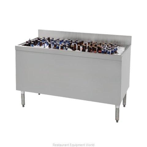Advance Tabco PRBB-48 Underbar Beer Bin, Ice Cooled
