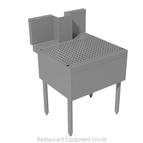 Advance Tabco PRBD-24-24 Underbar Beer Station