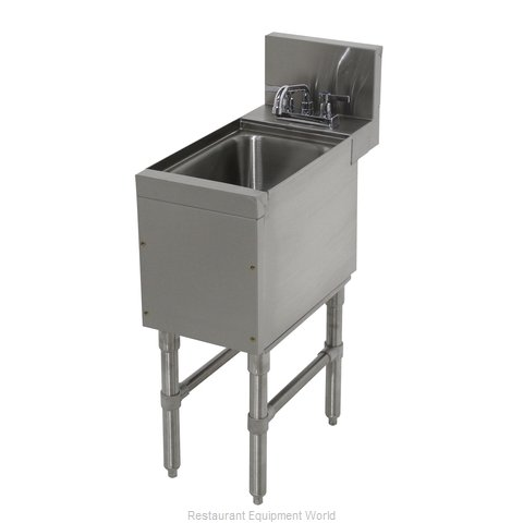 Advance Tabco PRHS-24-12 Underbar Hand Sink Unit
