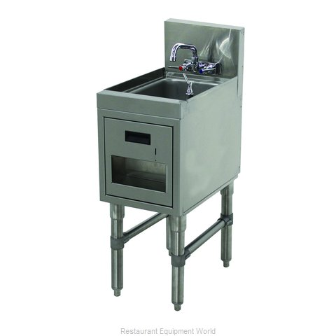 Advance Tabco PRHSST-19-12 Underbar Hand Sink Unit