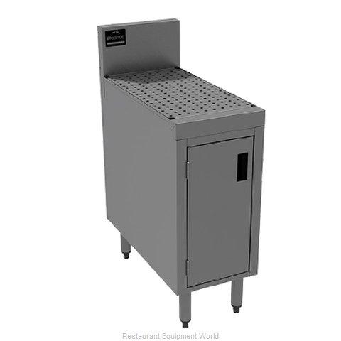 Advance Tabco PRSCD-19-18 Underbar Workboard, Storage Cabinet