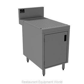 Advance Tabco PRSCD-24-18-M Underbar Workboard, Storage Cabinet