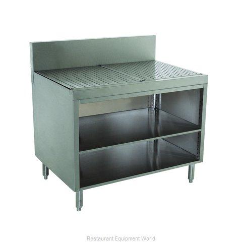 Advance Tabco PRSCO-19-24-M Underbar Workboard, Storage Cabinet