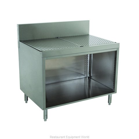 Advance Tabco PRSCO-19-24 Underbar Workboard, Storage Cabinet