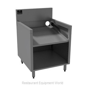 Advance Tabco PRSR-19-24 Underbar Glass Rack Storage Unit