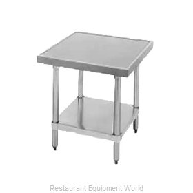 Advance Tabco SAG-MT-242-X Equipment Stand, for Mixer / Slicer