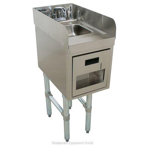 Advance Tabco SC-12-TS-S Underbar Hand Sink Unit