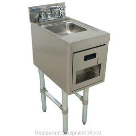 Advance Tabco SC-15-TS Underbar Hand Sink Unit