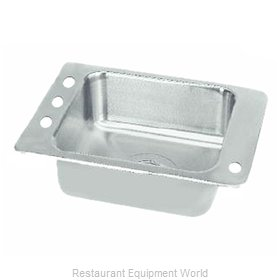 Advance Tabco SCH-1-2517R Sink, Drop-In
