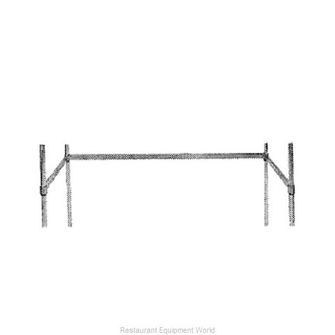 Advance Tabco SF-1824 Shelving Frame (Magnified)
