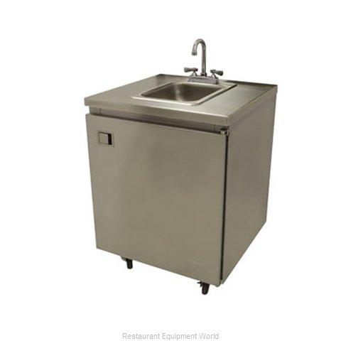 Advance Tabco SHK-MSC-26C Hand Sink, Mobile