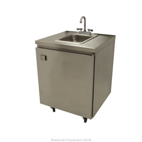 Advance Tabco SHK-MSC-31C Hand Sink, Mobile