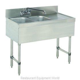 Advance Tabco SLB-32L-X Underbar Sink Units