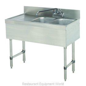 Advance Tabco SLB-32R-X Underbar Sink Units