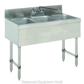 Advance Tabco SLB-33C-X Underbar Sink Units